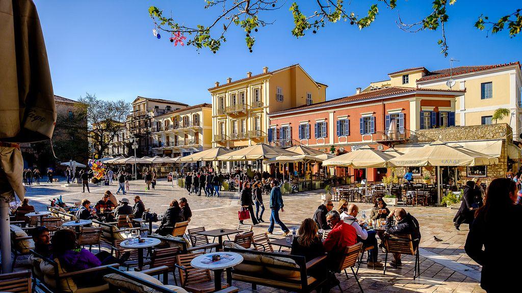 Nafplio - Grecia