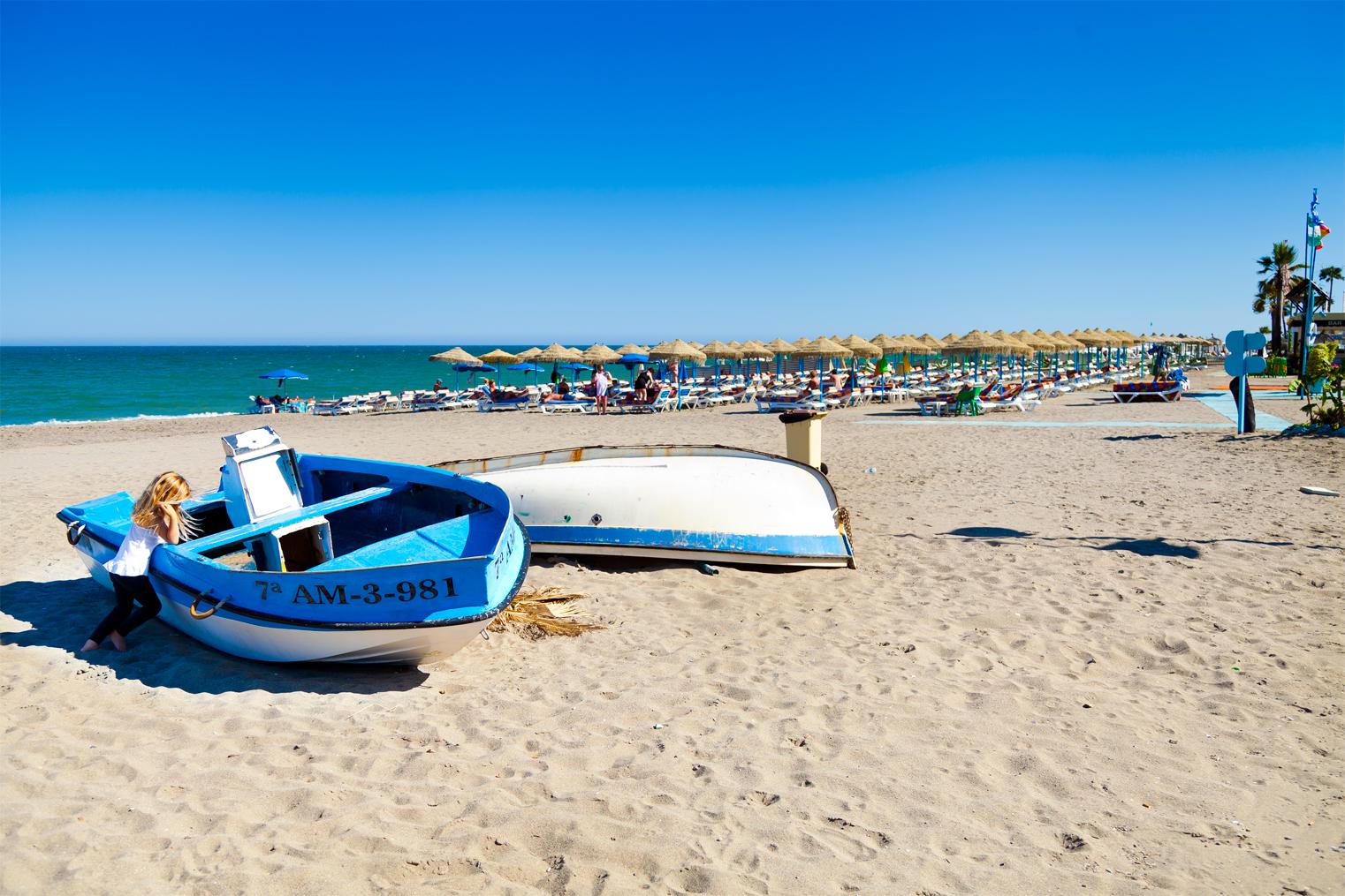 Plaja La Carihuela - Torremolinos