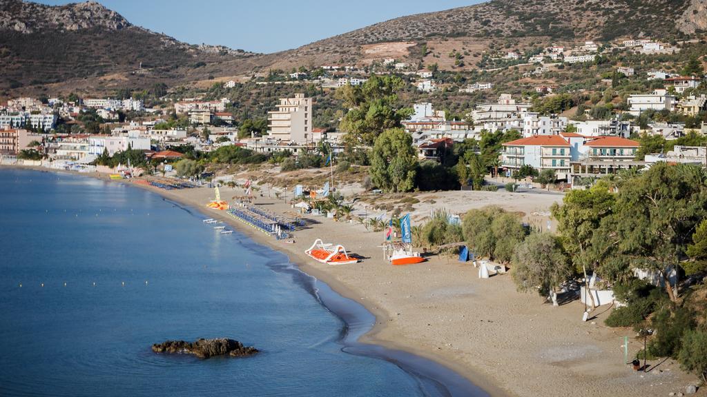 Plaja Psili Ammos - Tolo, Grecia