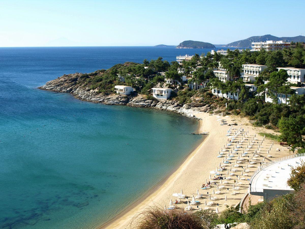 Plaja Tosca - Kavala, Grecia