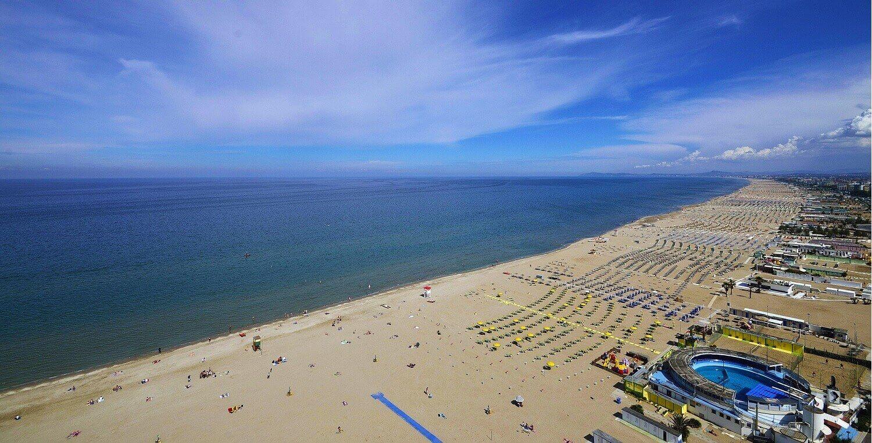 Plaja in Rimini
