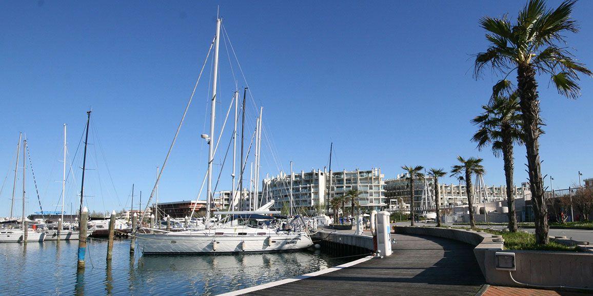 Portul Darsena - Rimini