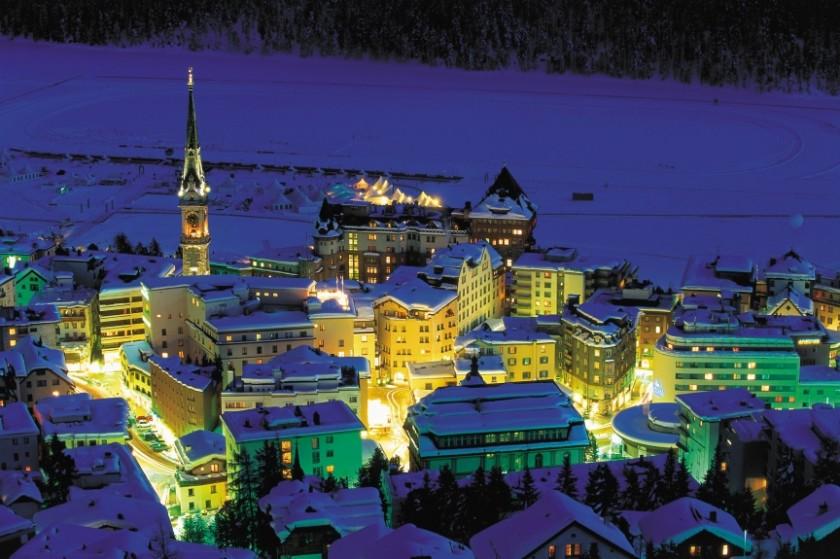 St. Moritz - Elvetia