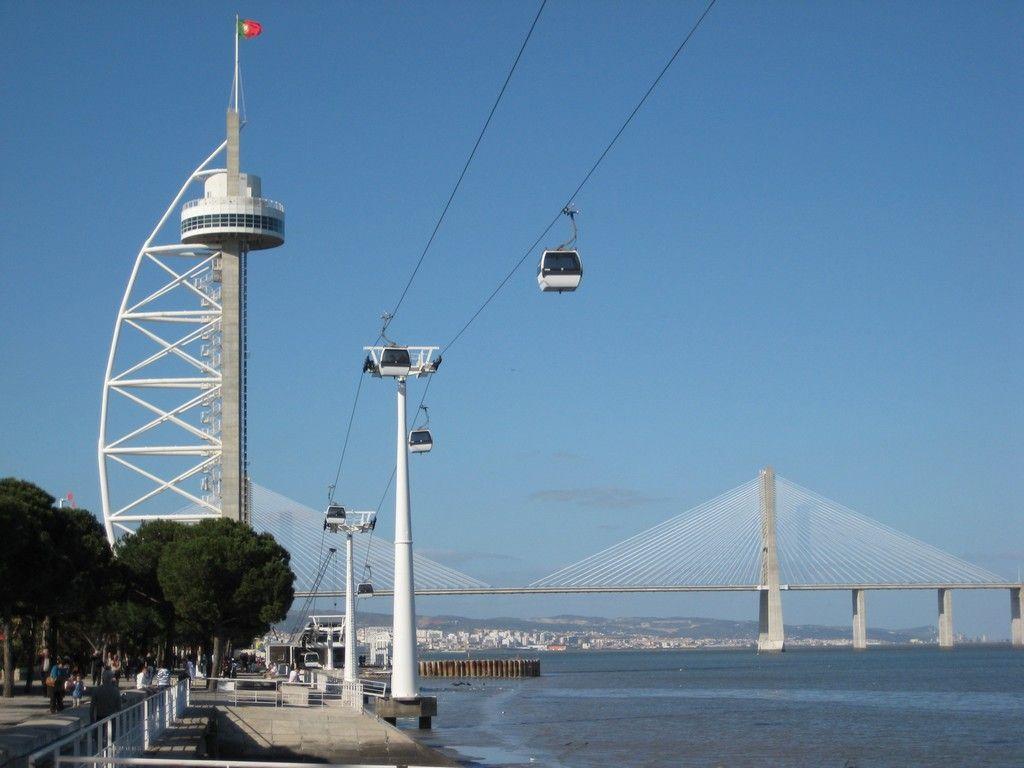 Turnul Vasco da Gama, Lisabona