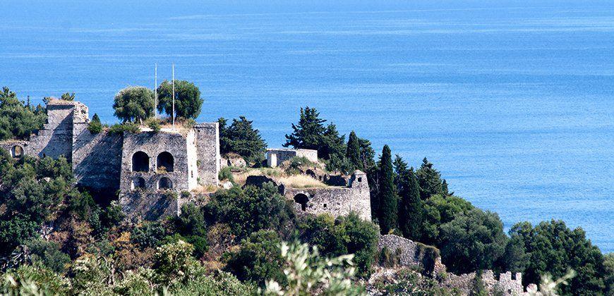 Castelul lui Ali Pasa - Parga