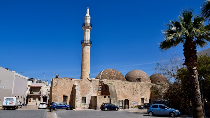 Moscheea Neratze - Rethymno, Creta