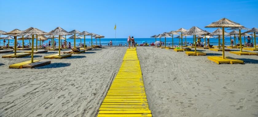 Plaja Ada Bojana - Muntenegru