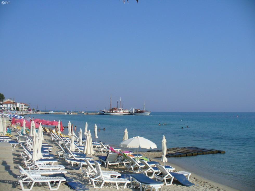 Plaja Pefkohori - Halkidiki