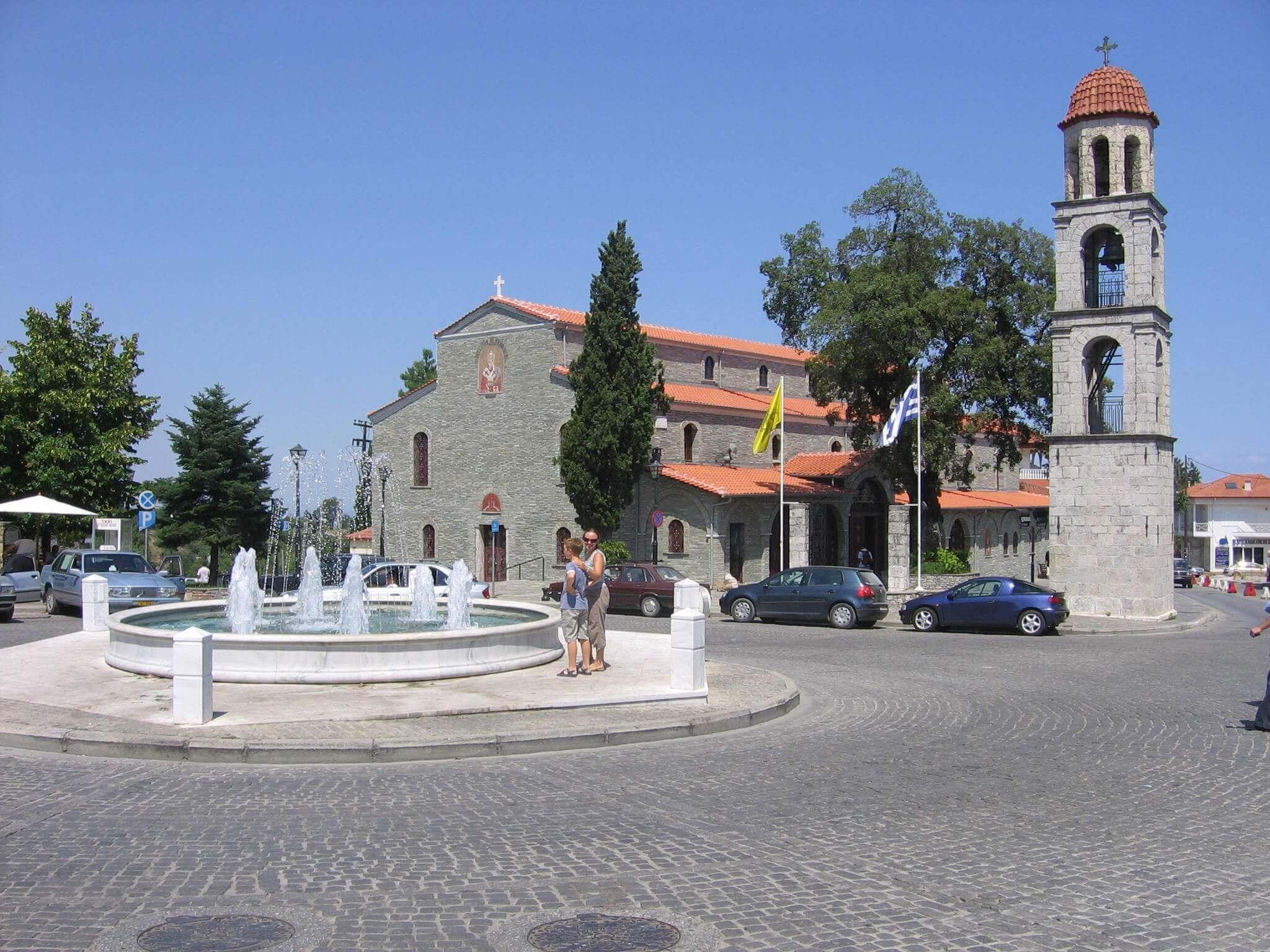 Agios Nikolaos - Litochoro