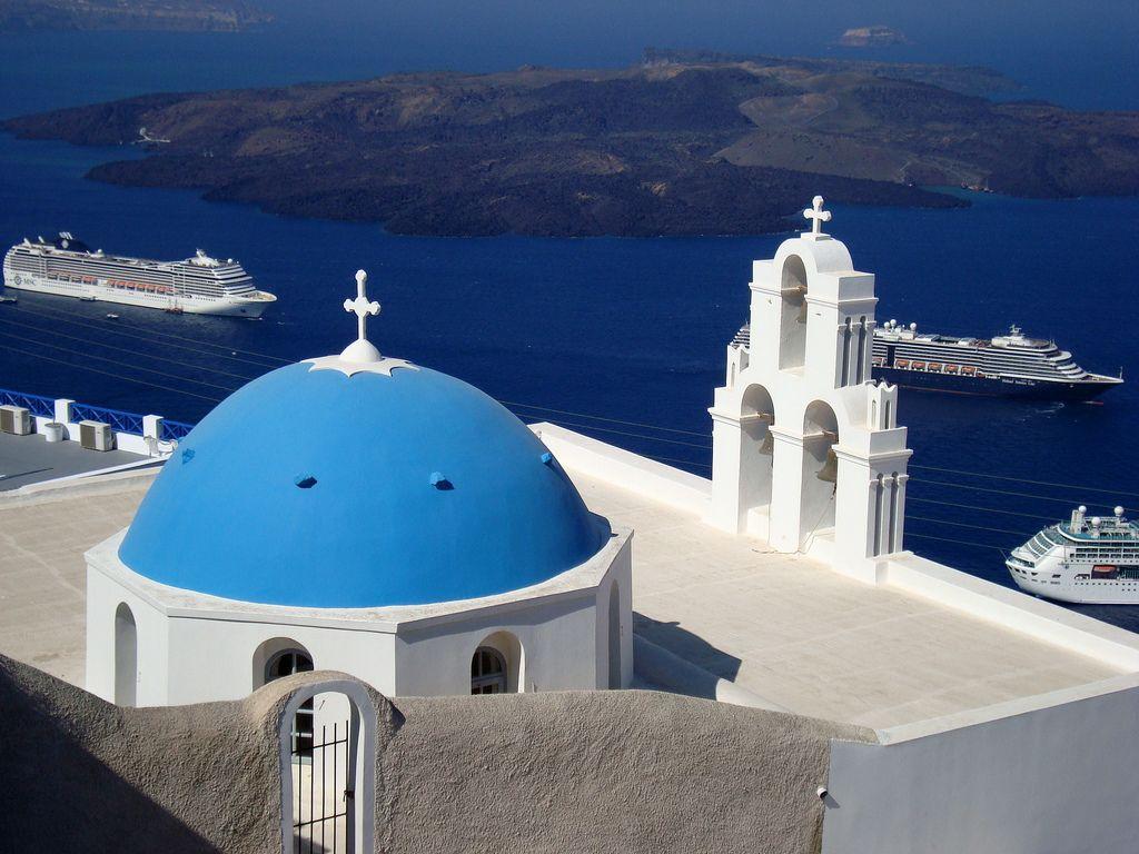 Agios Theodori - Firostefani, Santorini