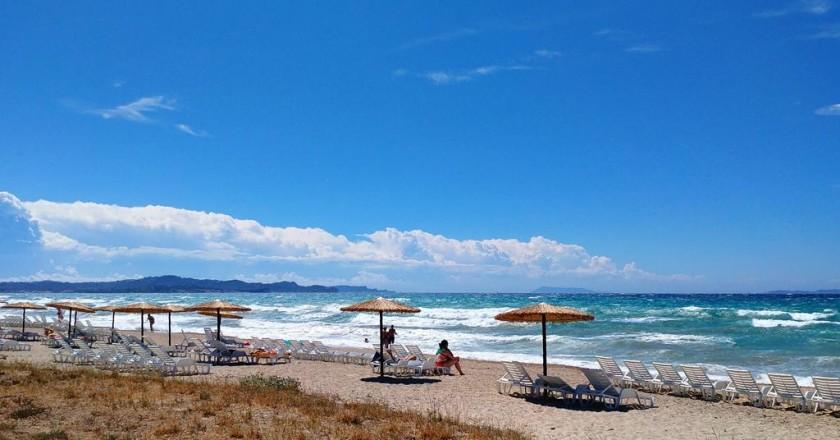 Almyros Beach - Corfu