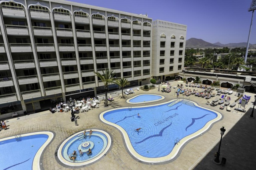 Aparthotel Columbus - Playa de Las Americas