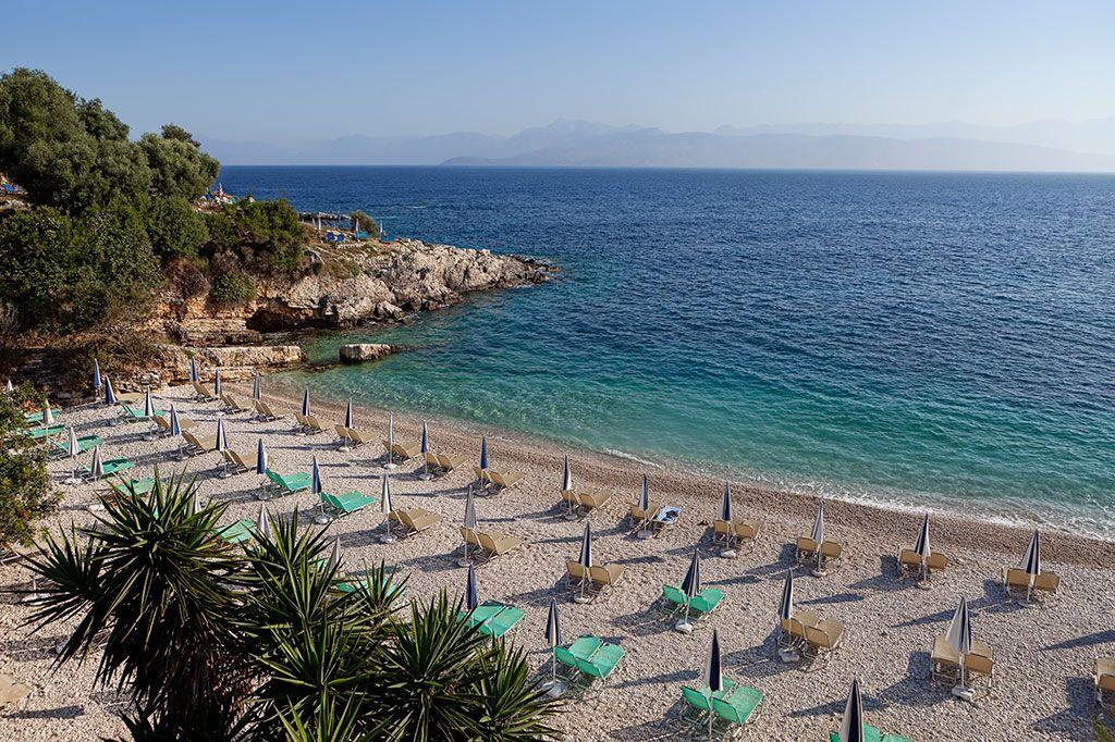 Bataria Beach - Kassiopi, Corfu