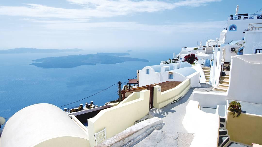 Imerovigli - Santorini, Grecia