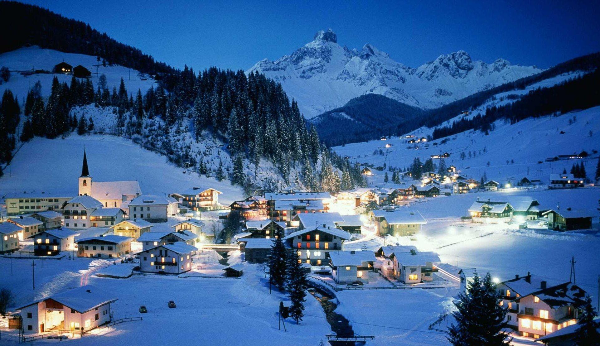 Ischgl, Austria