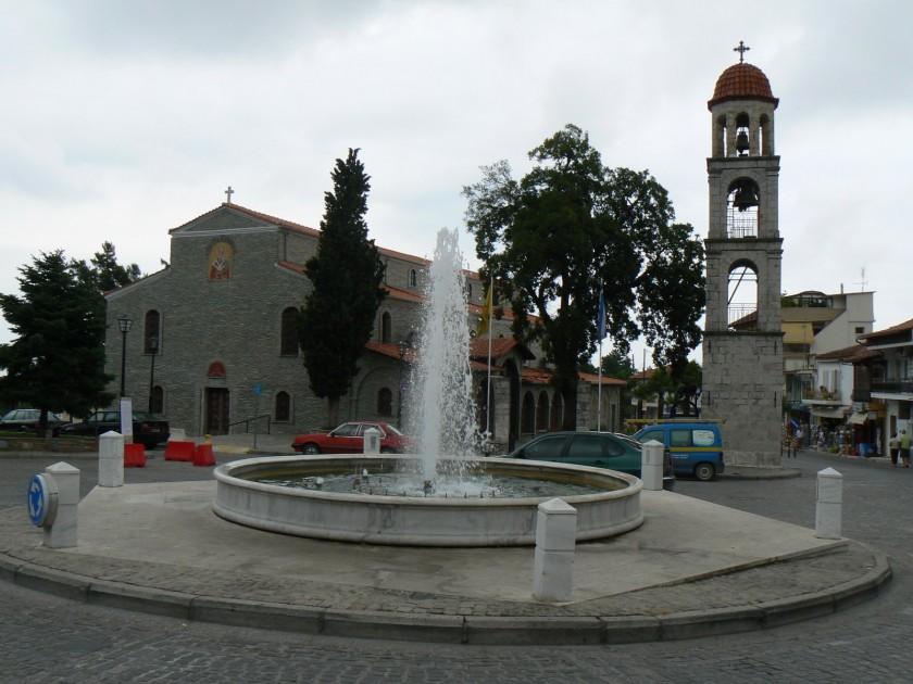 Litochoro - Riviera Olimpului, Grecia