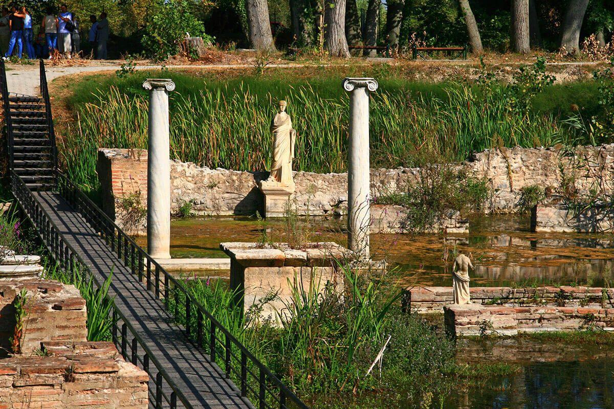 Orasul antic Dion