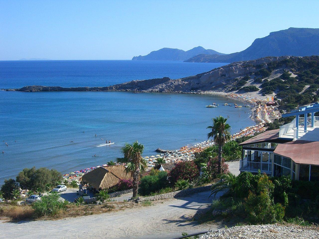 Paradise Beach - insula Kos