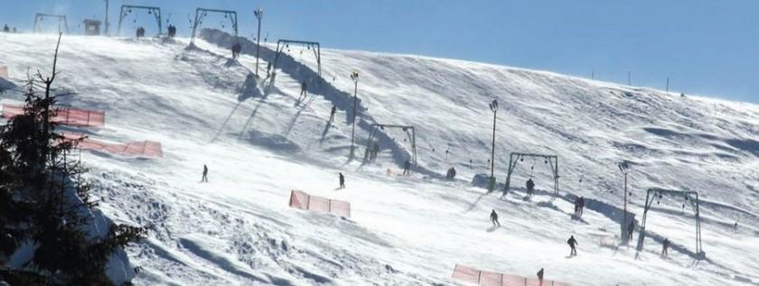 Partia de ski Straja