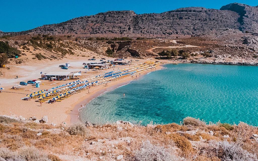 Plaja Agathi - Rhodos