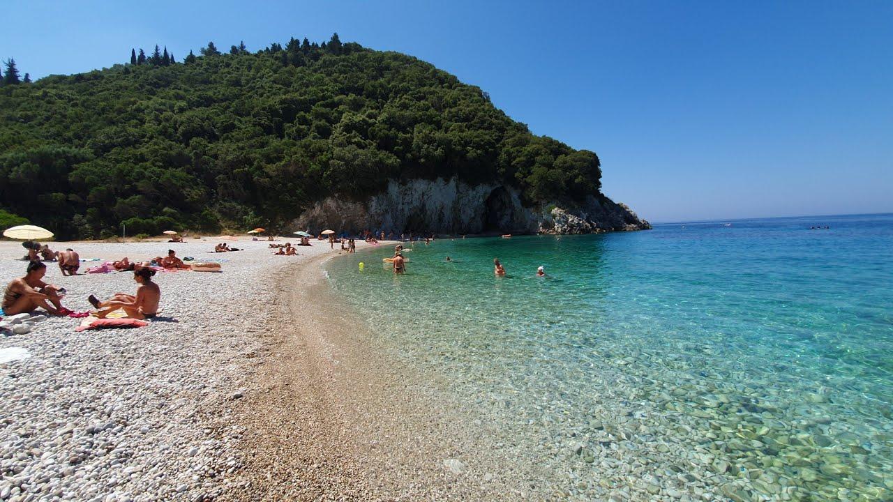 Plaja Agios Iliodoros - Corfu