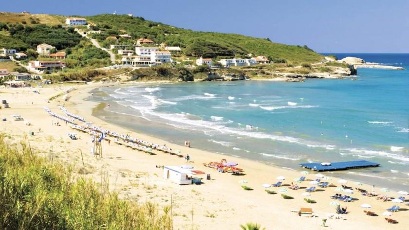 Plaja Agios Stefanos - Corfu
