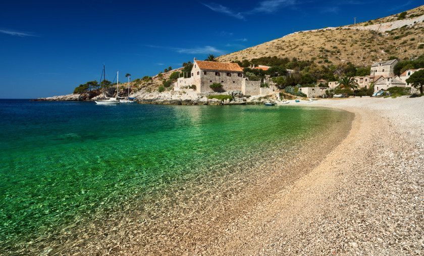 Plaja Dubovica - Croatia
