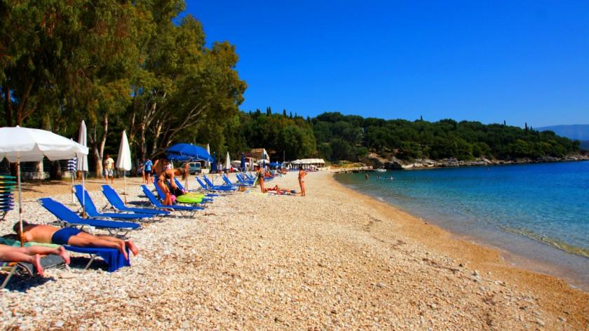 Plaja Kerasia - Corfu