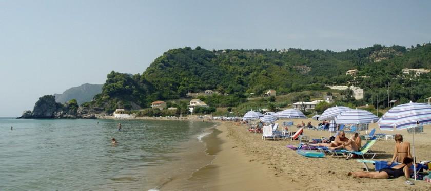 Plaja Kontogialos - Corfu
