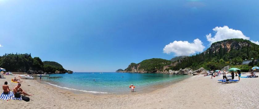 Plaja Liapades - Corfu