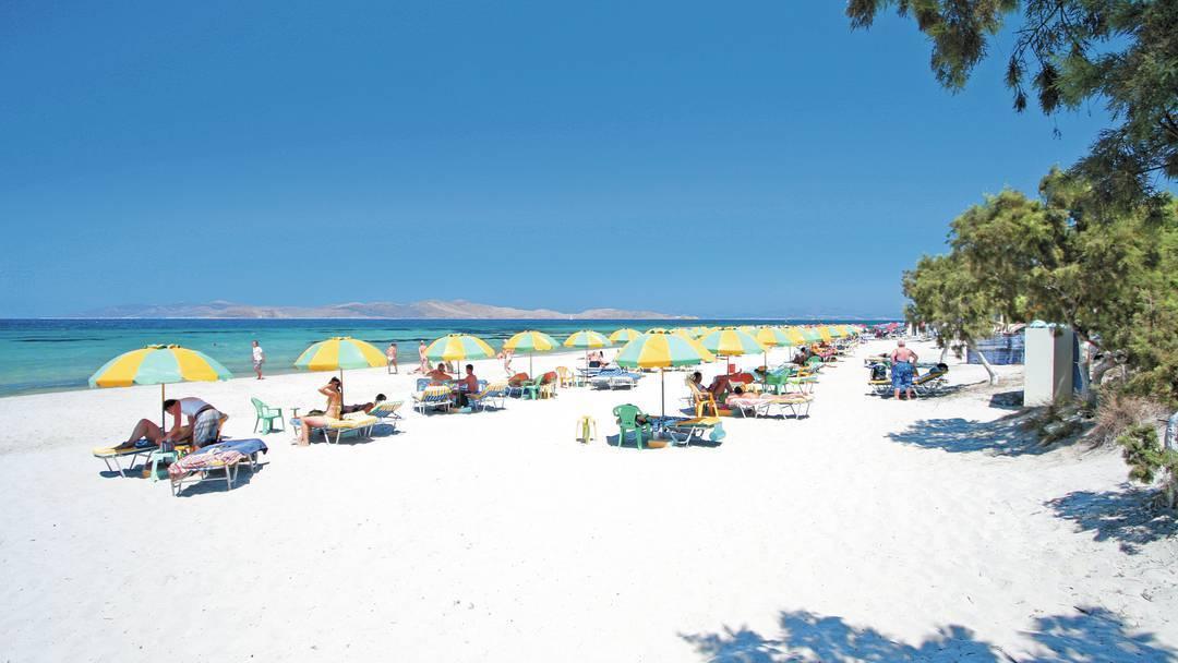 Plaja Marmari Limnaria - insula Kos, Grecia