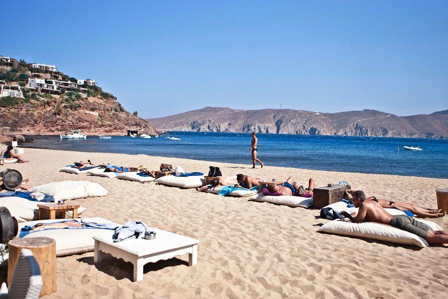 Plaja Panormos - Mykonos