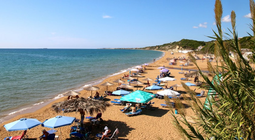 Plaja Santa Barbara - Corfu