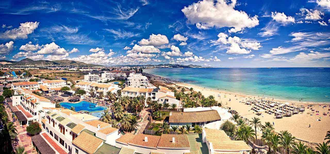 Playa d'en Bossa - Ibiza
