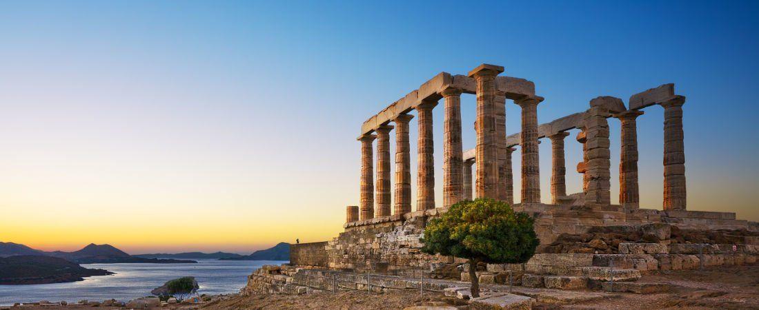 Templul lui Poseidon - Capul Sounion