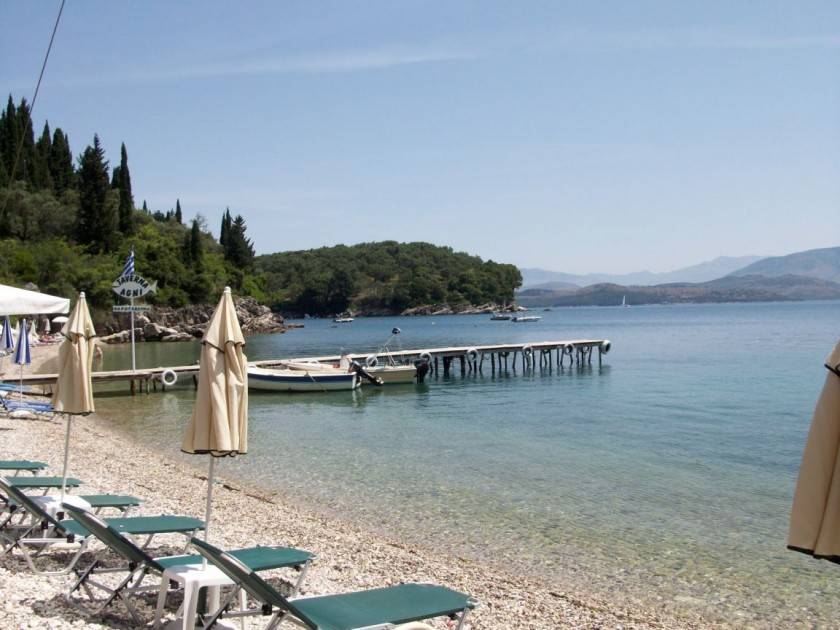 Agni Beach - Corfu