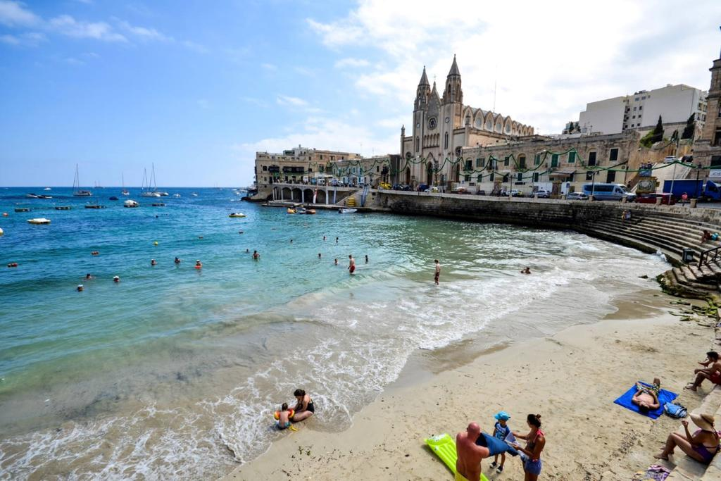 Balutta Bay - St Julian's, Malta