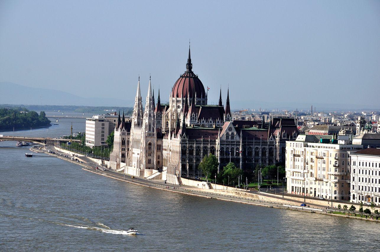 Budapesta - Cladirea Parlamentului