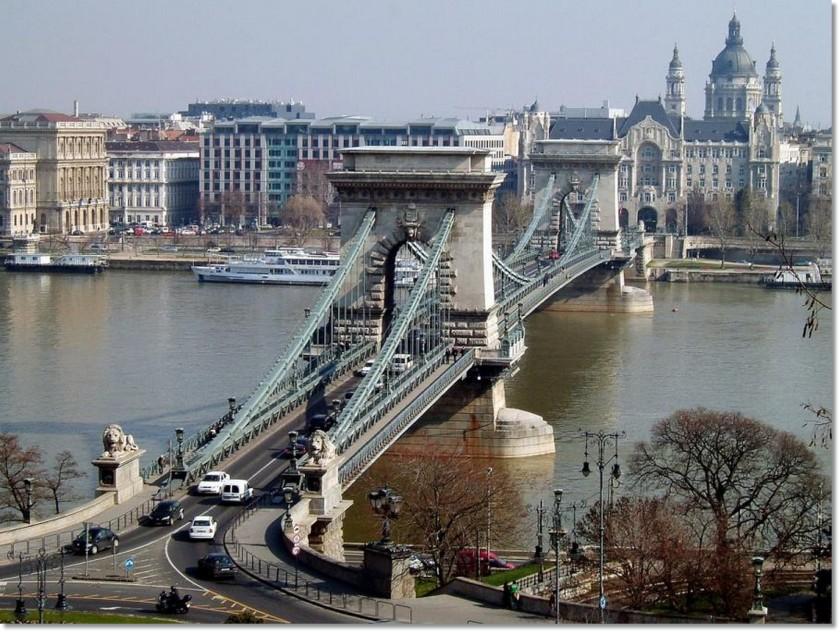 Budapesta - Podul cu Lanturi