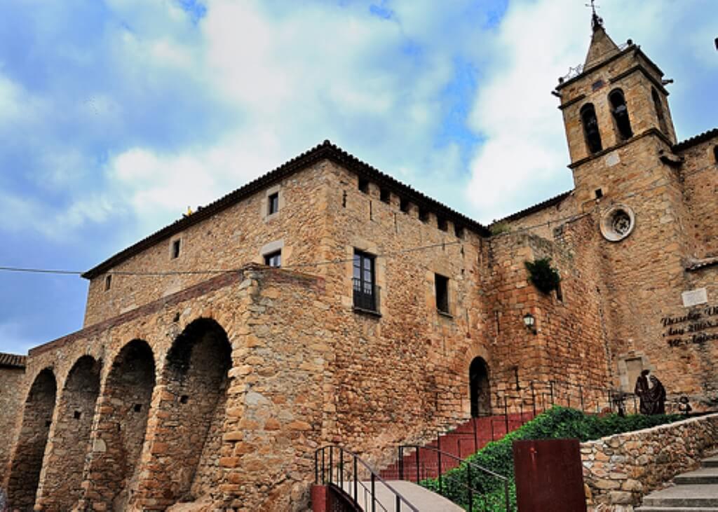 Castillo de Benedormiens - Spania
