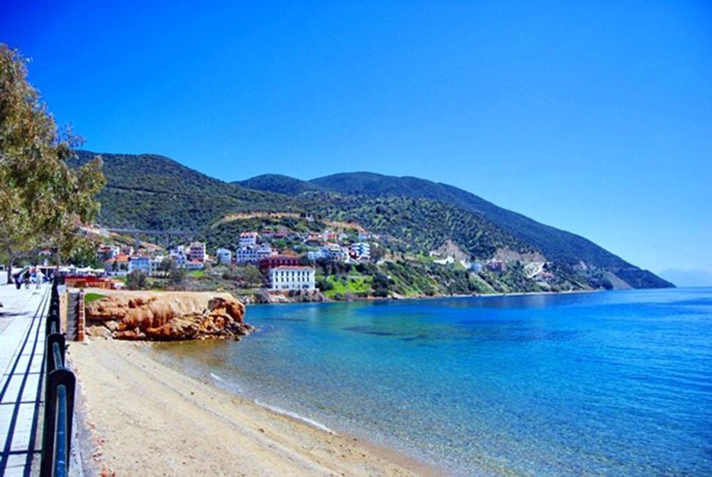 Edipsos - insula Evia, Grecia