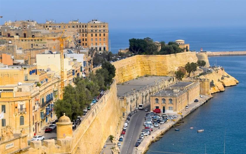 Fortul Saint Elmo - Malta