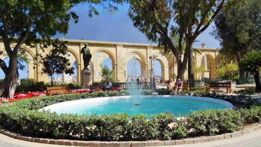 Gradinile Barakka - Malta