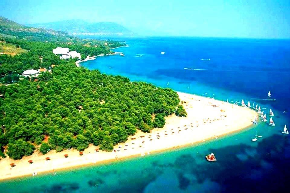 Insula Evia, Grecia