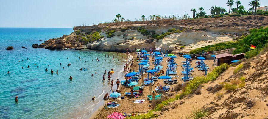 Kapparis Beach - Paralimni