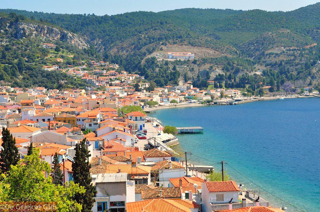 Limni - insula Evia, Grecia