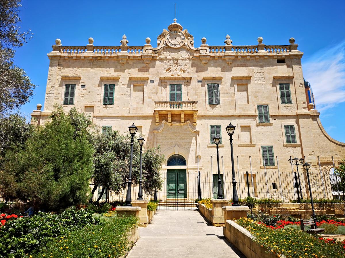 Palatul Spinola - St. Julian's