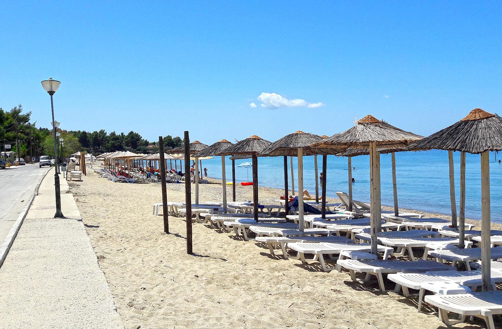 Paradisos Beach - Sithonia, Halkidiki