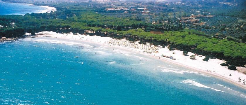Plaja Bidderosa - Sardinia