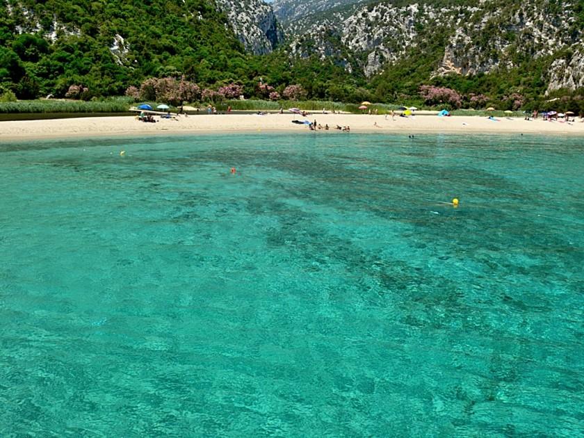 Plaja Cala Luna - Sardinia